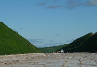 张承高速边坡绿化
